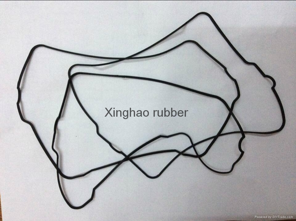 Industrial silicone rubber accessories 5