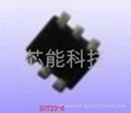 激光笔升压ic CP6261  1