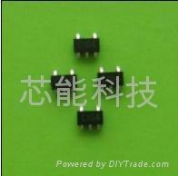 大電流移動電源芯片CP6209