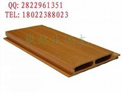 湖南木塑直銷97長城板生態木牆板