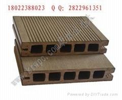 WPC木塑户外地板