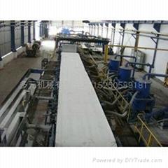 硅酸鈣板流漿法製版機