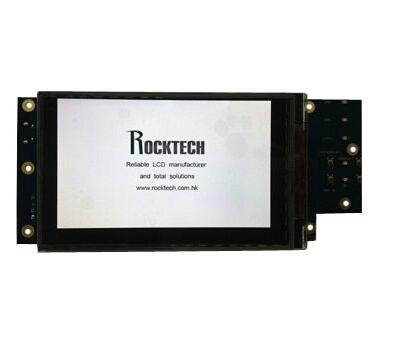 4.3  TFT LCD module with capacitive touch panel 480X800 pixels IPS technolog 1