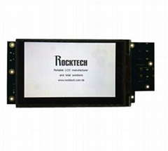 4.3  TFT LCD module with capacitive touch panel 480X800 pixels IPS technolog