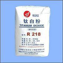 硫酸法金红石型钛白粉R218 1