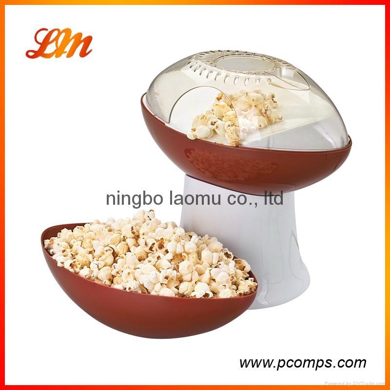 Football popcorn machine 3