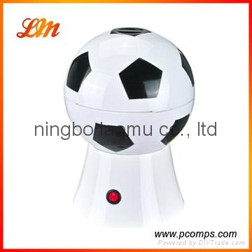 Football popcorn machine 2