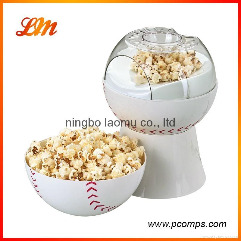 Football popcorn machine 5