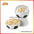 Football popcorn machine 1