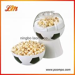 Football popcorn machine