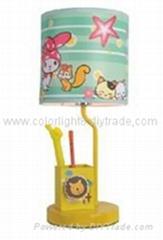 Cartoon Lamp,desk lamp,children lamp