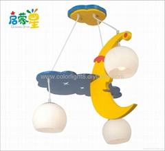 Charming children  pendant lamp