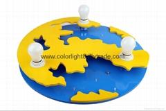Novelty ceiling lamp for children