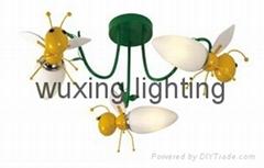 漂亮的蜜蜂LED吸頂燈