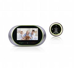 HD720P Wifi Video Door Bell with IP Camera function Intelligent Doorbell (Hot Product - 1*)