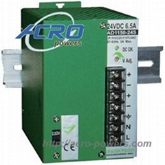 DC Motor Power Supply, 150W, Single Output, Custom Power Supply