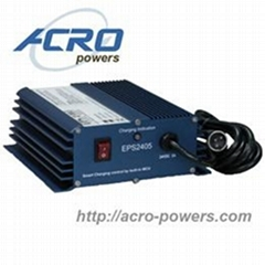 Lead-Acid Battery Charger  150W  Single Output  Built-in MCU