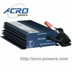 Lead-Acid Battery Charger  240W  Single Output  Built-in MCU