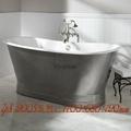 Massage cast iron bathtub 1