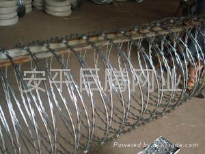 刀片刺绳 3