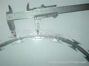 刀片刺绳 4