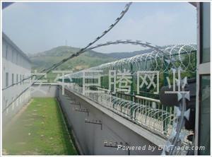 Y型监狱护栏网 1