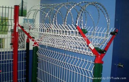 Y型監獄護欄網 5