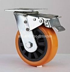 重型萬向輪