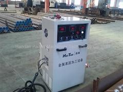 ultrasonic metal surface processing