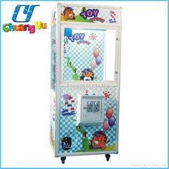 new, lovely toy claw crane machine for sale