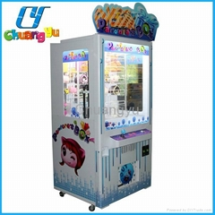 CY-TM03 2013 HOT SALE Treasure Hunt pusher toy prize machines