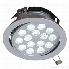 Led Down Light 15w From Youth Green Lighting Technology
