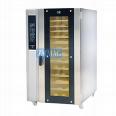 12 trays convection oven