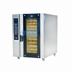 8 trays electric hot-air convection oven