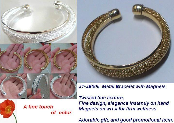 stainless steel Magnetic bracelet 1