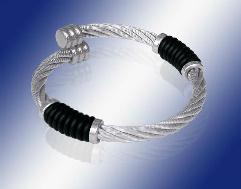 stainless steel Magnetic bracelet 2