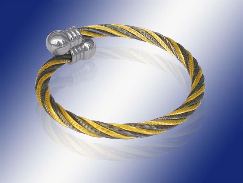 stainless steel Magnetic bracelet 3