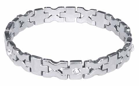 stainless steel Magnetic bracelet 5