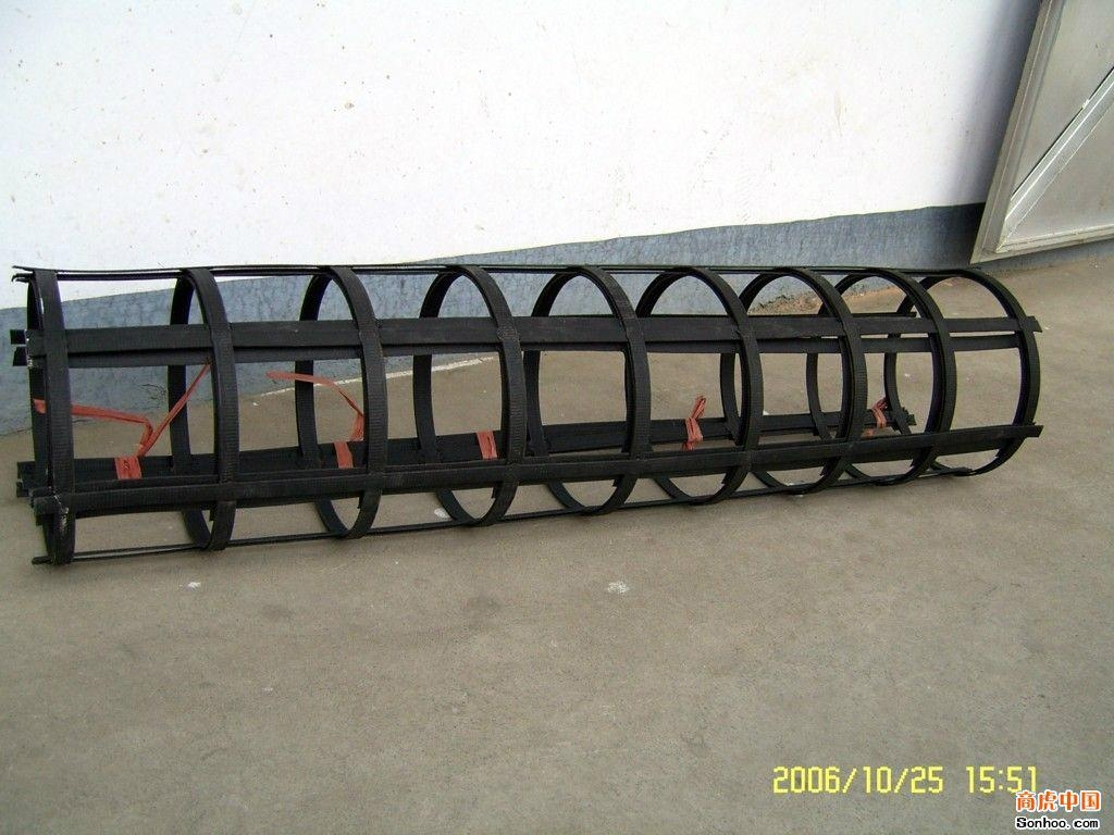 重慶廠家生產雙向塑料土工格柵路基 1