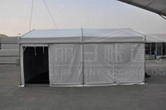 White PVC Fabric Tent Ramadan Tent Hajj Tent