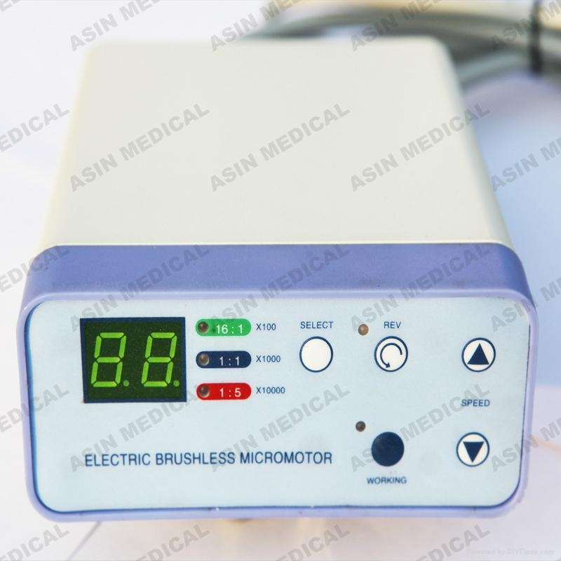 Dental Brushless Electric LED Handpiece Micro motor fit NSK 2