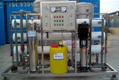 6噸單級純淨水設備