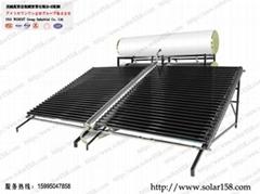 500L升太阳能热水器