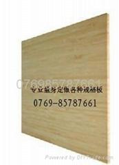 碳化20mm竹板