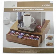 咖啡盒子竹板