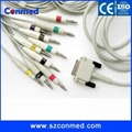 M3703CPhilip EKG Cable with 10 leadwires