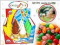 toy candy with bubble toy,candy toy