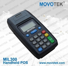 Movotek Electronic Voucher Distribution for airtime with wireless pos terminal