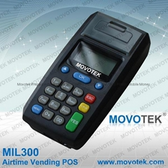 Movotek handheld wireless mobile pos terminal with thermal printer