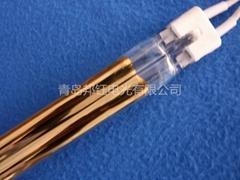 Gold Coated Twin Tube IR Lamp